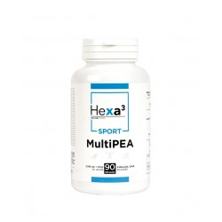 Boîte de 90 Capsules de MultiPEA   HEXA3