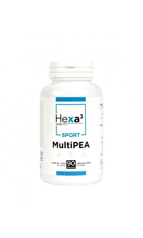 Boîte de 90 Capsules de MultiPEA | HEXA3