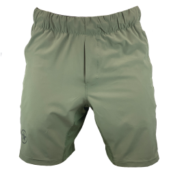 Short homme vert kaki COMPETITION pour athlète | SAVAGE BARBELL