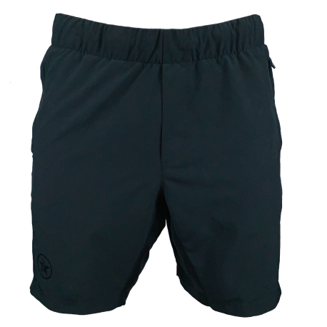 Short black COMPETITION for men   SAVAGE BARBELL
