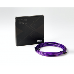 Jump rope purple 2.5 mm - 3 m cable   PICSIL