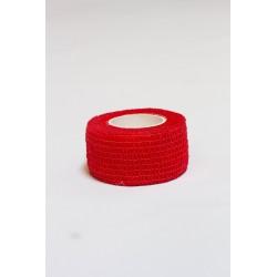 Protection doigts entraînement 2.5 mm x 4.5 m - Rouge