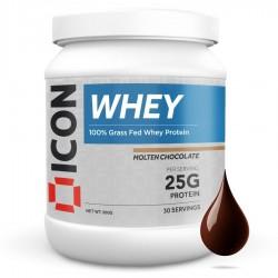 Protéines molten chocolate - 960 Gr 100% ICON Whey ICON
