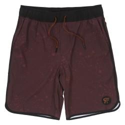 Men's purple SPARTA short   ROKFIT