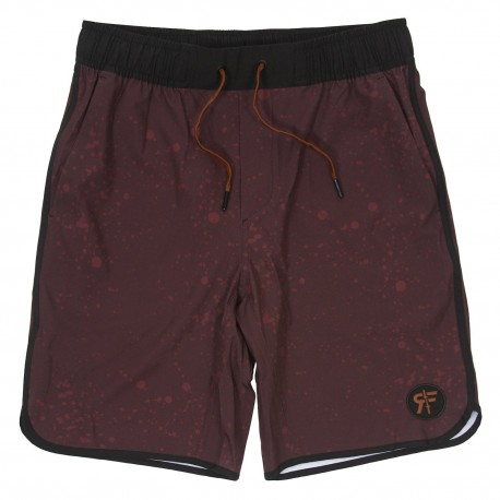 Men's purple SPARTA short | ROKFIT