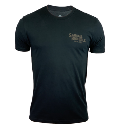 T-shirt black COBRA for men   SAVAGE BARBELL