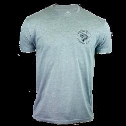 T-shirt grey SAVAGE SOCIETY for men   SAVAGE BARBELL
