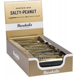 Pack de 12 Barres protéinées CACAHUÈTES SALÉES | BAREBELLS
