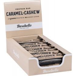 Pack de 12 Barres protéinées CARAMEL NOIX DE CAJOU | BAREBELLS