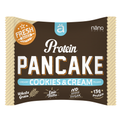 Protein snack pancake COOKIES AND CREAM| NANO SUPPS