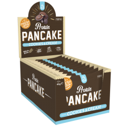 Protein snack pancakes COOKIES AND CREAM x 12| NANO SUPPS