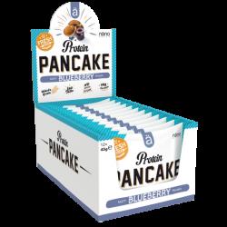 Pack de 12 Pancakes fourrés protéinés BLUEBERRY| NANO SUPPS