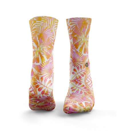 Multicoloured workout MIAMI SUNRISE socks – HEXXEE SOCKS