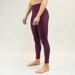 Training legging purple MULBERRY for women | WODABLE